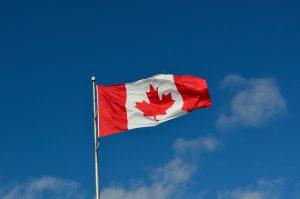 Canadian flag - Locksmith